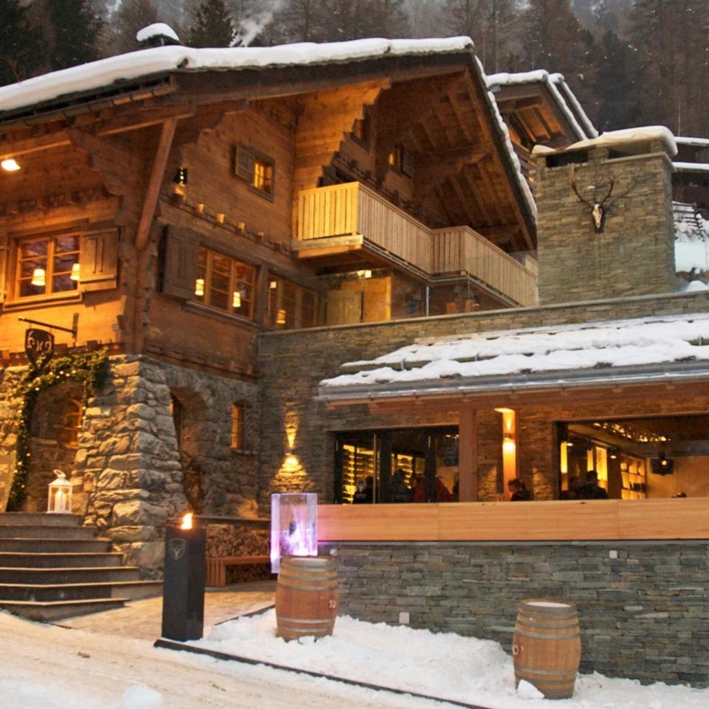 Cervo Mountain Boutique Resort—Zermatt, Switzerland. #Jetsetter