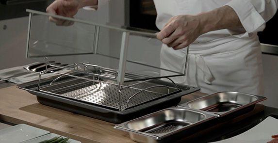 10 ideas para cocinar con el accesorios de vapor en 2018 for Cocinar con horno de vapor