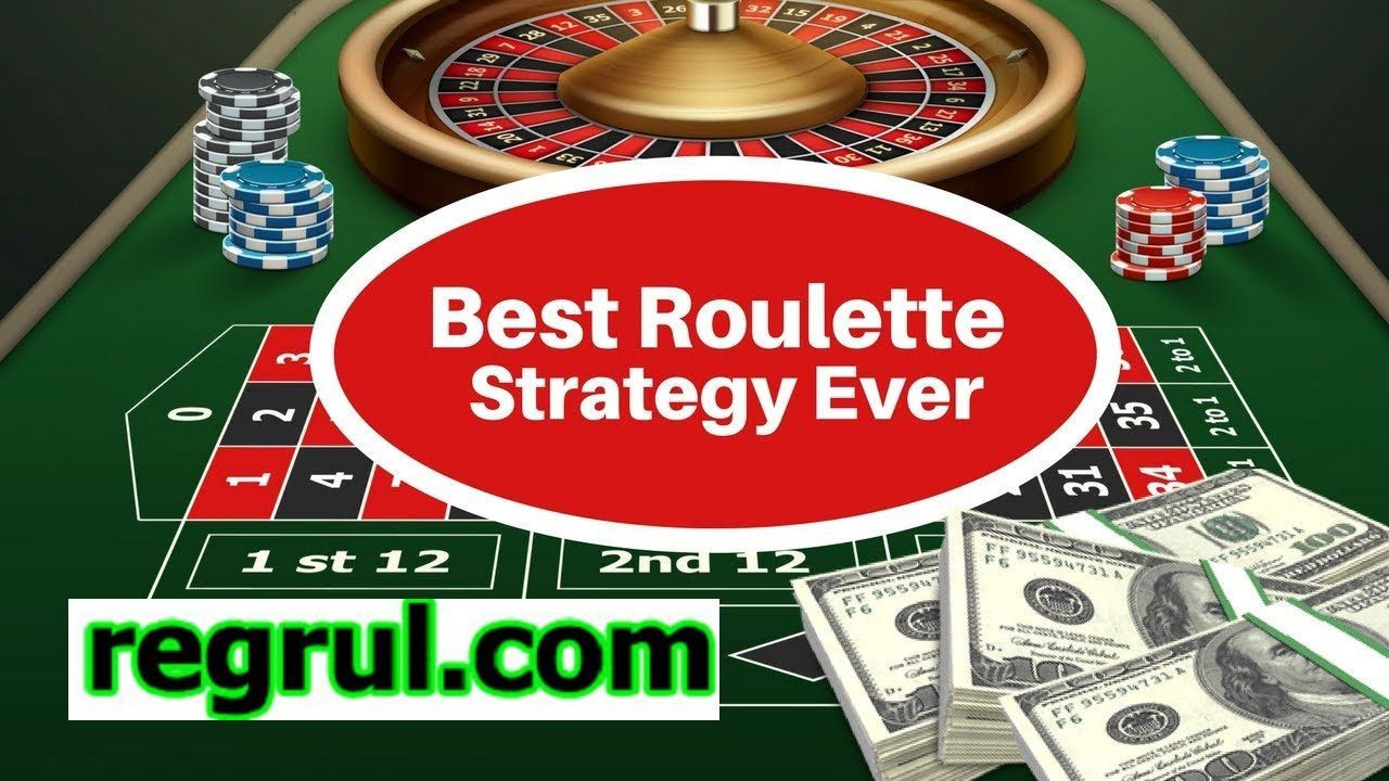 Best Roulette Strategy Ever !!! 100% sure win !!   Roulette ...