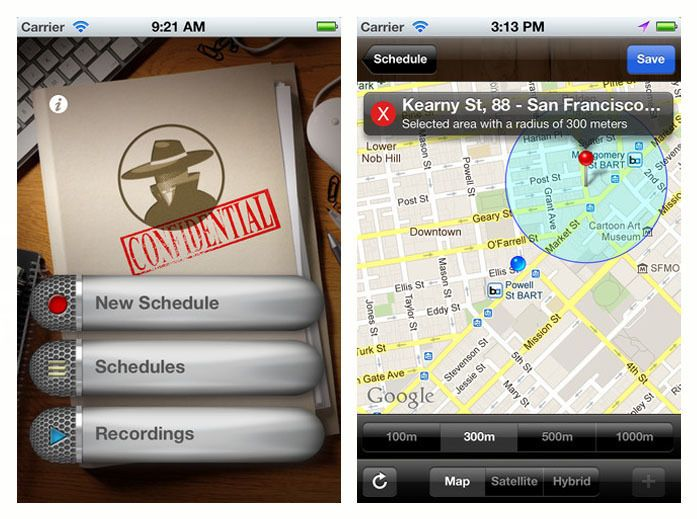 7 Apps for Creepers (With images) Best iphone, Spy gear