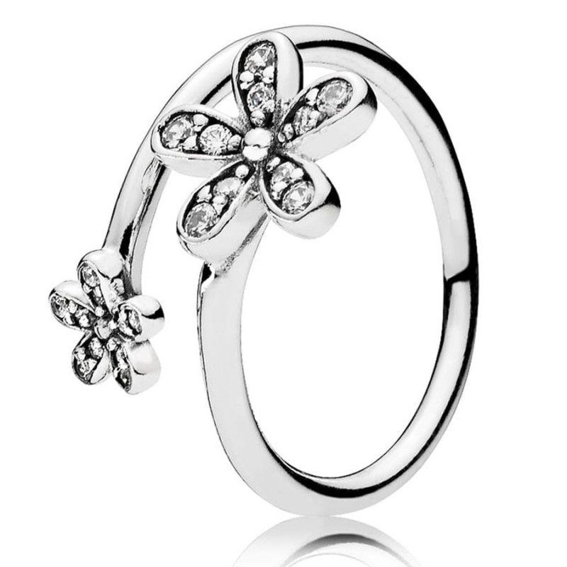 pandora anillo deseo deslumbrante