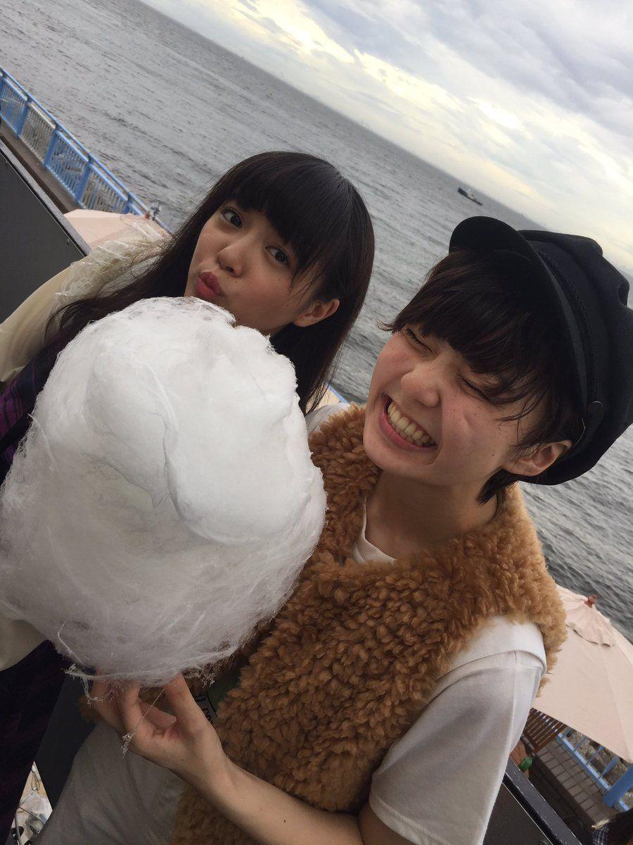 中山莉子と安本彩花 私立恵比寿中学 中山莉子 エビ中 莉子