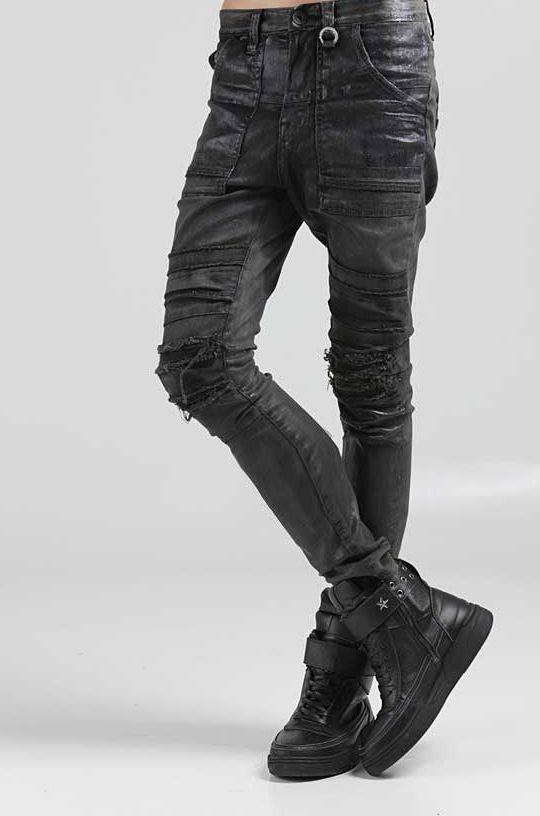 Best black skinny jeans for guys – Global fashion jeans collection