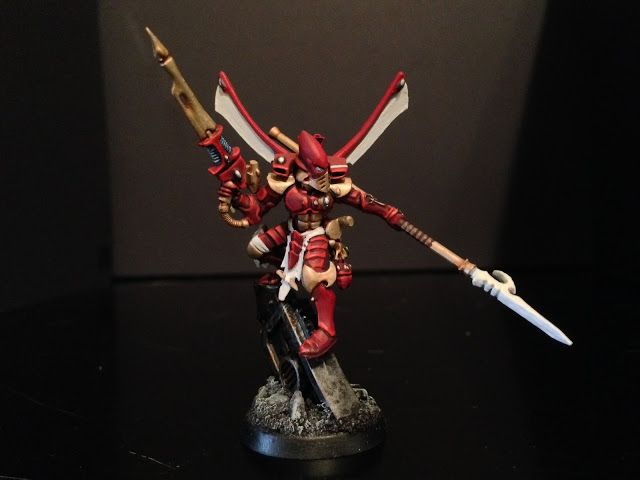Eldar Corsairs + Campaign Projects - page 29 - Projects Blog