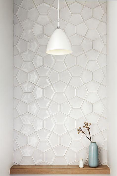 Love This Tile So Many Possibilities Rustic Contemporary Tile Design Retro Home Decor