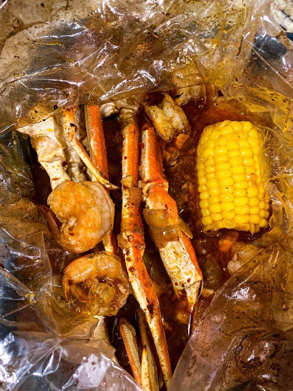 Garlic butter seafood boil razzle dazzle life recipe