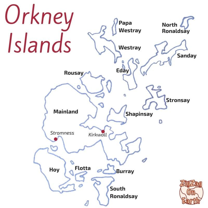 Orkney Islands, Scotland - Ancient sites and Natural Wonders #orkneyislands