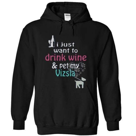 VIZSLA - #hoodie #sweater for teens. BUY TODAY AND SAVE => https://www.sunfrog.com/Pets/VIZSLA-5491-Black-11383084-Hoodie.html?68278