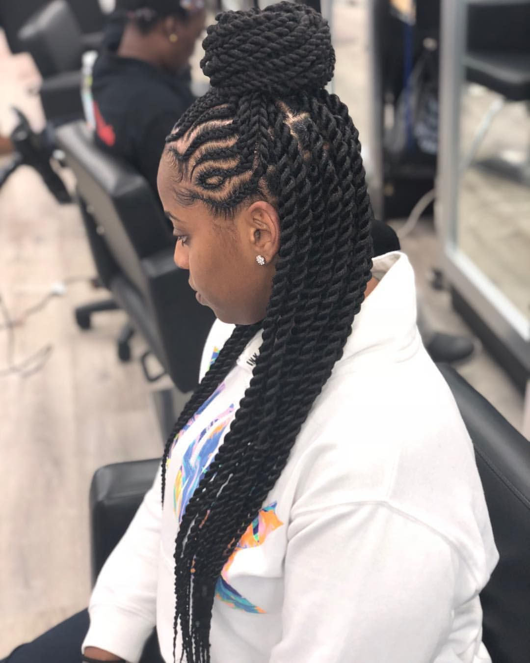 Ran Out Of Captionshelp Crowned Beauty Braids Hair Styles