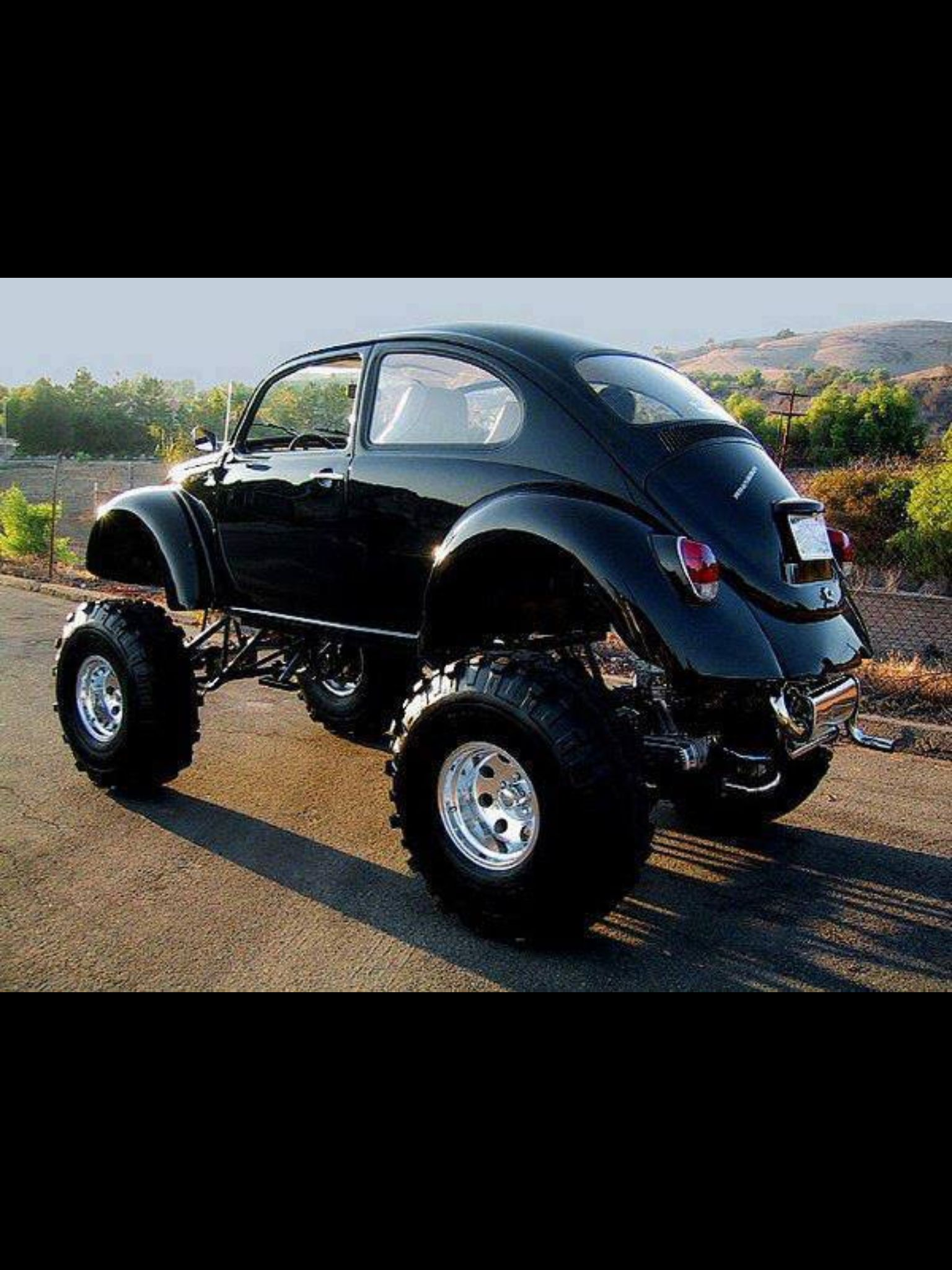 Jacked Up Volkswagen Bug Vw Vw Cars Cars Vehicles