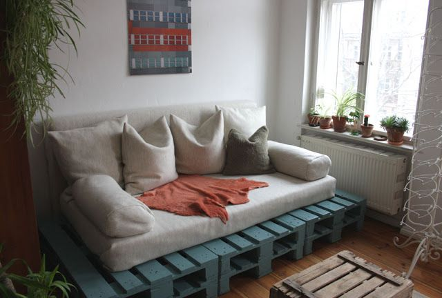 Our Homemade Couch Furniture Project Plans Built In Couch