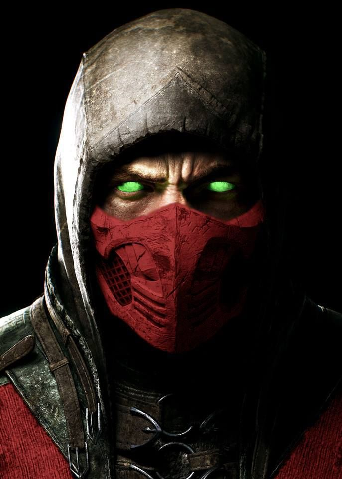 Ermac Mortal Kombat X Wallpaper Buscar Con Google Favorite