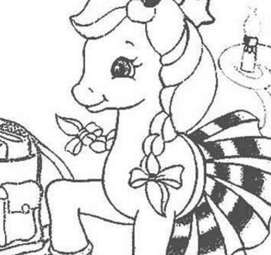 Pin by Coloring Pages on My Little