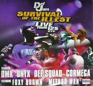 Hip-Hop HQ: V.A. - Survival of the Illest: Live from 125 NYC [...