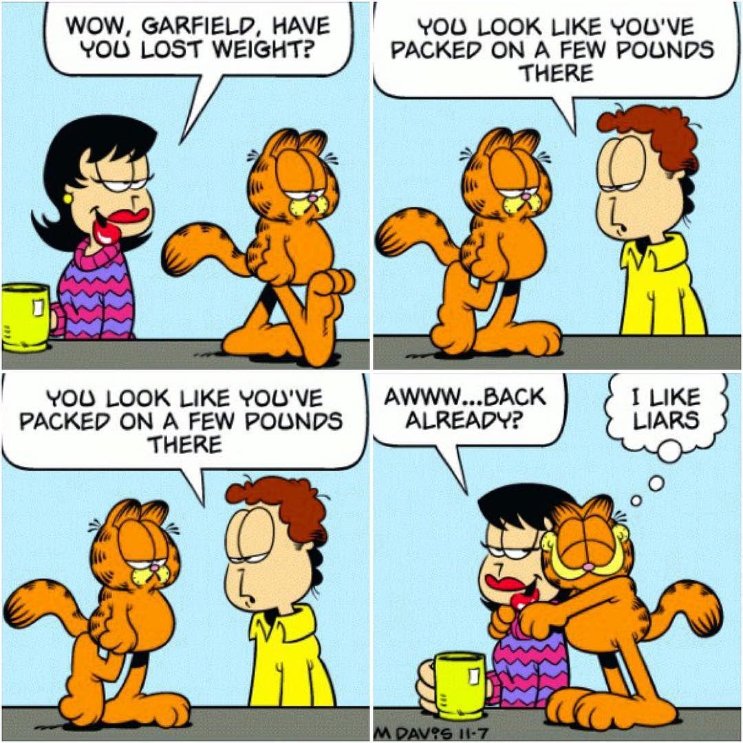 Pin On Garfield