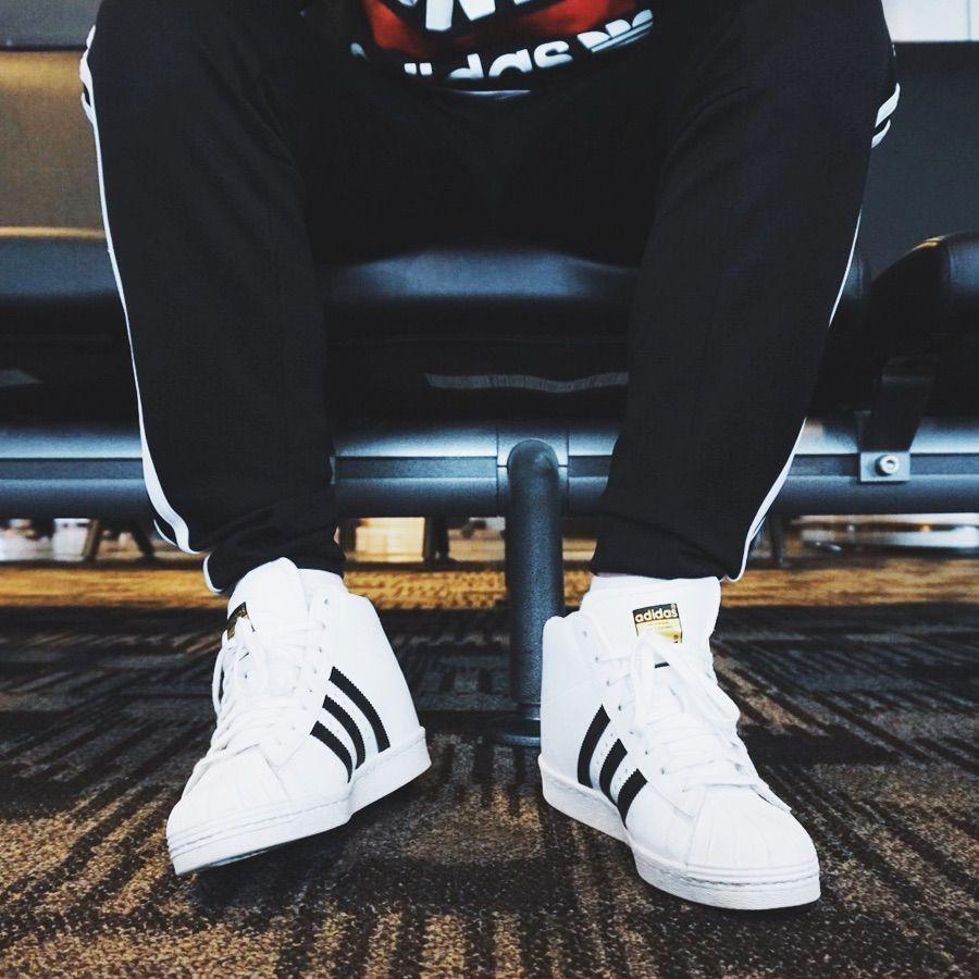 adidas superstar up 2 na nodze