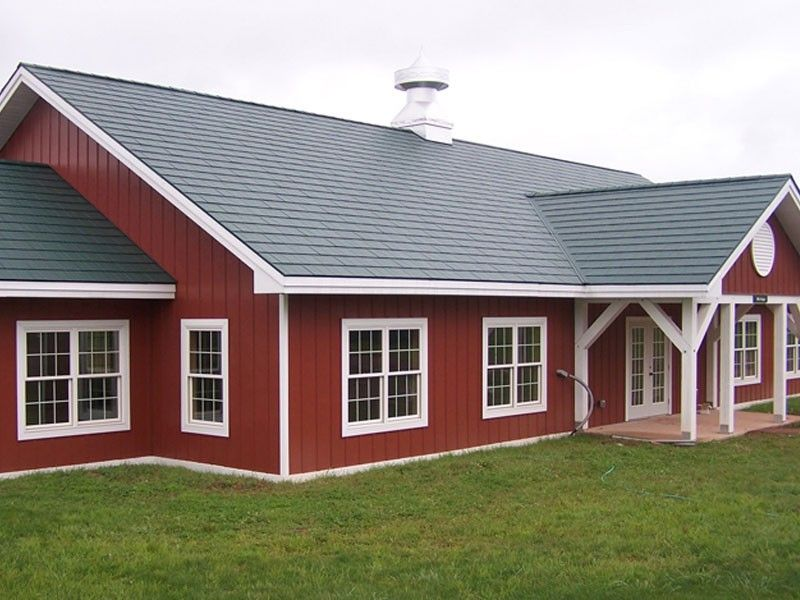 See Edco Products At Work Gallery Of Steel Siding