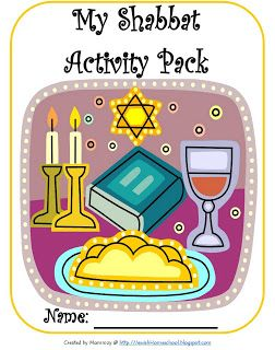 picture about Hebrew Games Printable known as Shabbat Game Pack (no cost printable with game titles and