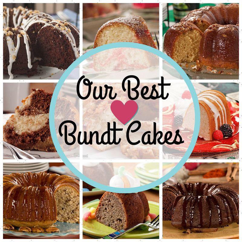 Bundt Cake Recipes From Scratch: Cake Recipes, Mr Food Recipes