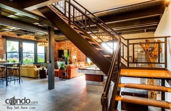 Chown Pella Lofts Custom Home Builders Condos For Rent Condos