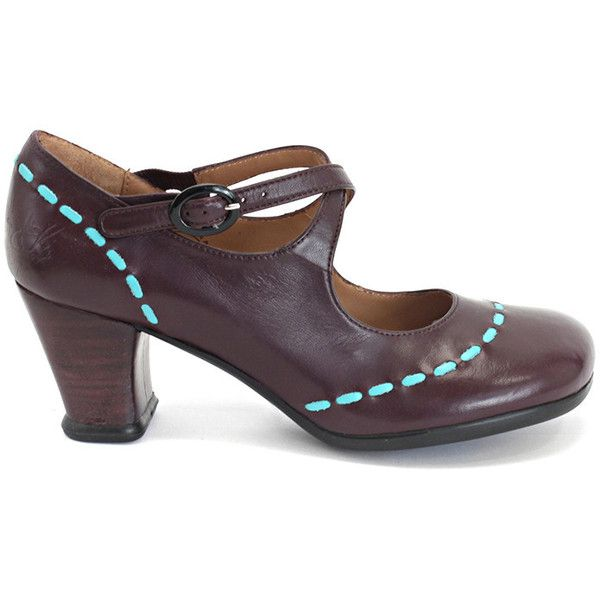 With soft leathers in Baccarat Patent or matte Dragon, soft rubber soles, and a leather wrapped heel, this shoe could possibly be the most functional and comfor