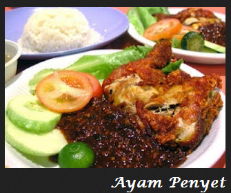 Resep Dan Cara Membuat Ayam Penyet Sambal Goreng Resep Ayam Makan Malam Resep Masakan