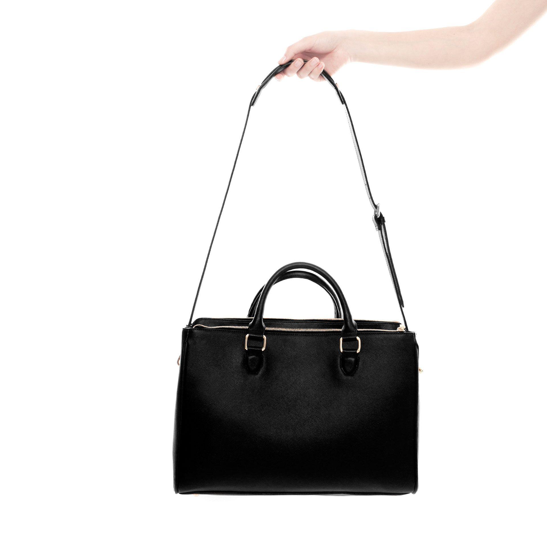 OFFICE CITY BAG - Handbags - Woman - ZARA Canada | Want ...