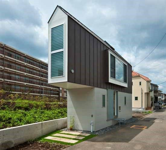 Elegant Image Detail For  Japanese Small House Design In Tokyo | Home Decoration    Furniture .