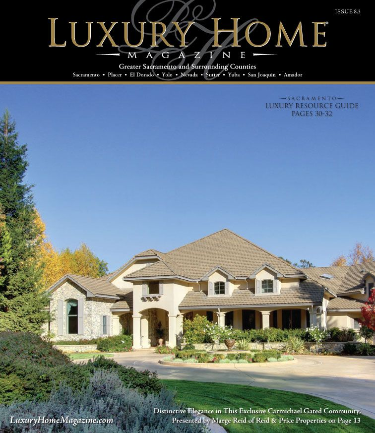 LHM Sacramento Issue 8.3 Cover Photography By: TopNotch360.net