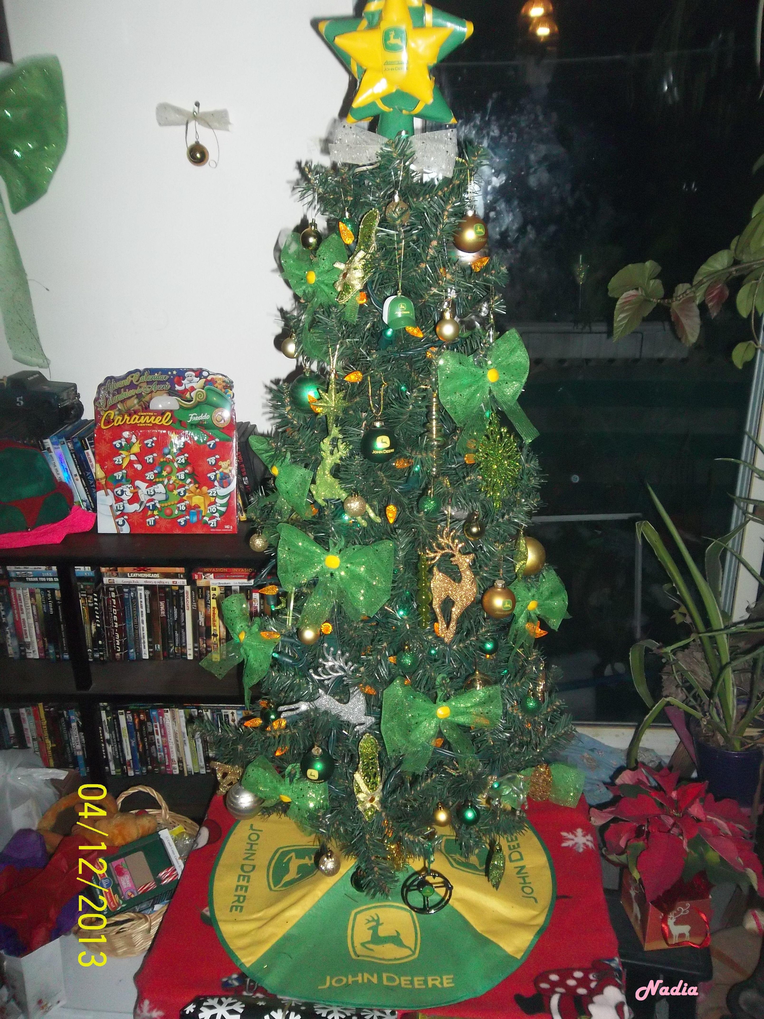 John deere christmas tree by nadia | My John Deere Christmas Tree ...