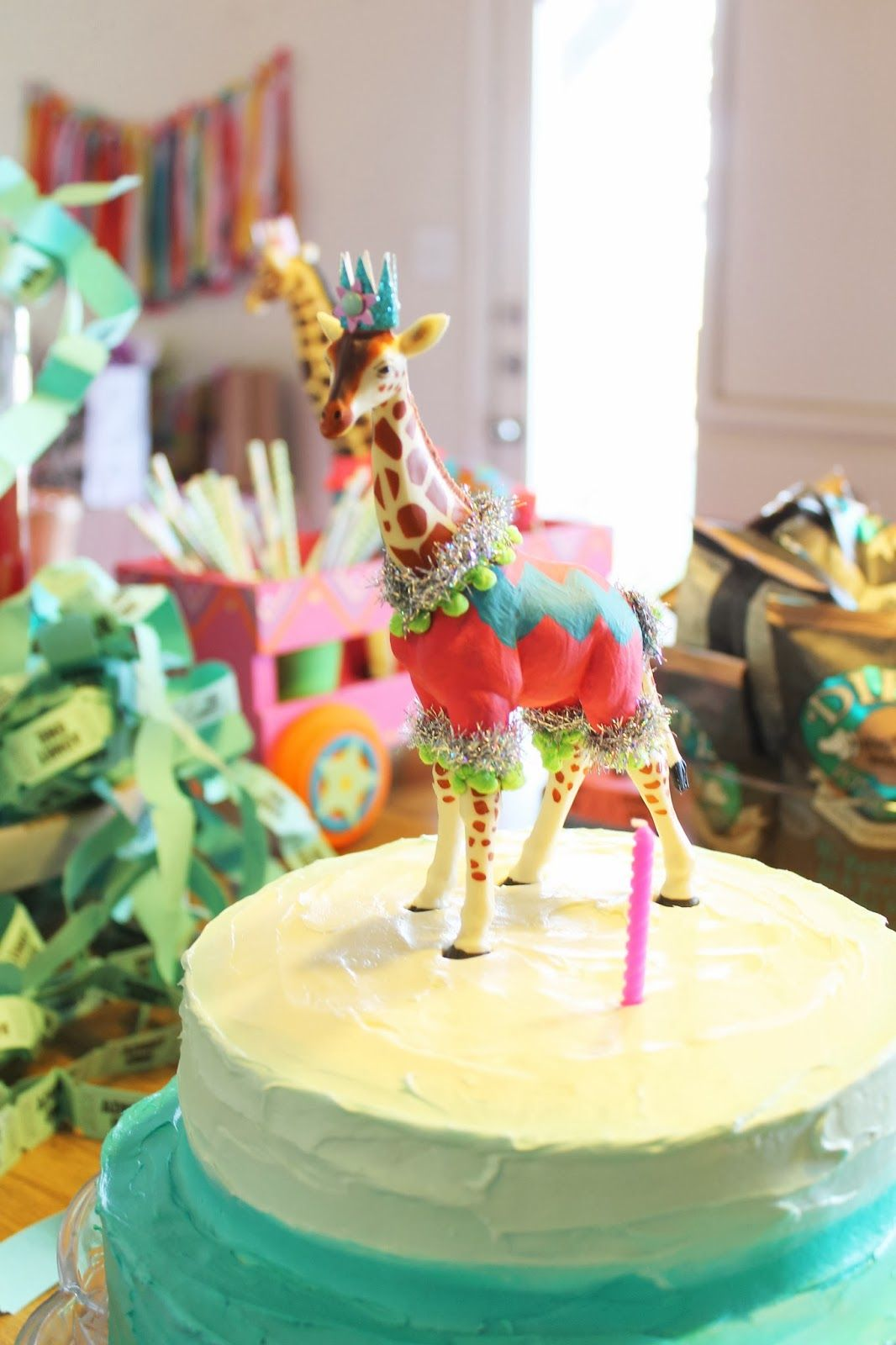A Crafty Birthday Party Circus Themed Tween Party