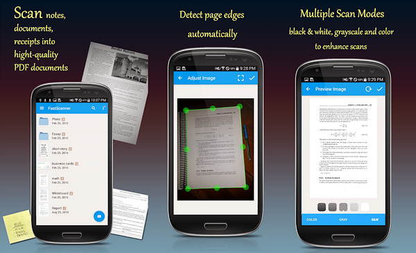 7 Best Free Document Scanner Apps for Android in 2019