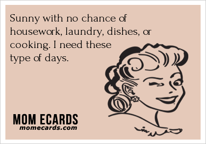 Image result for ecards housewife