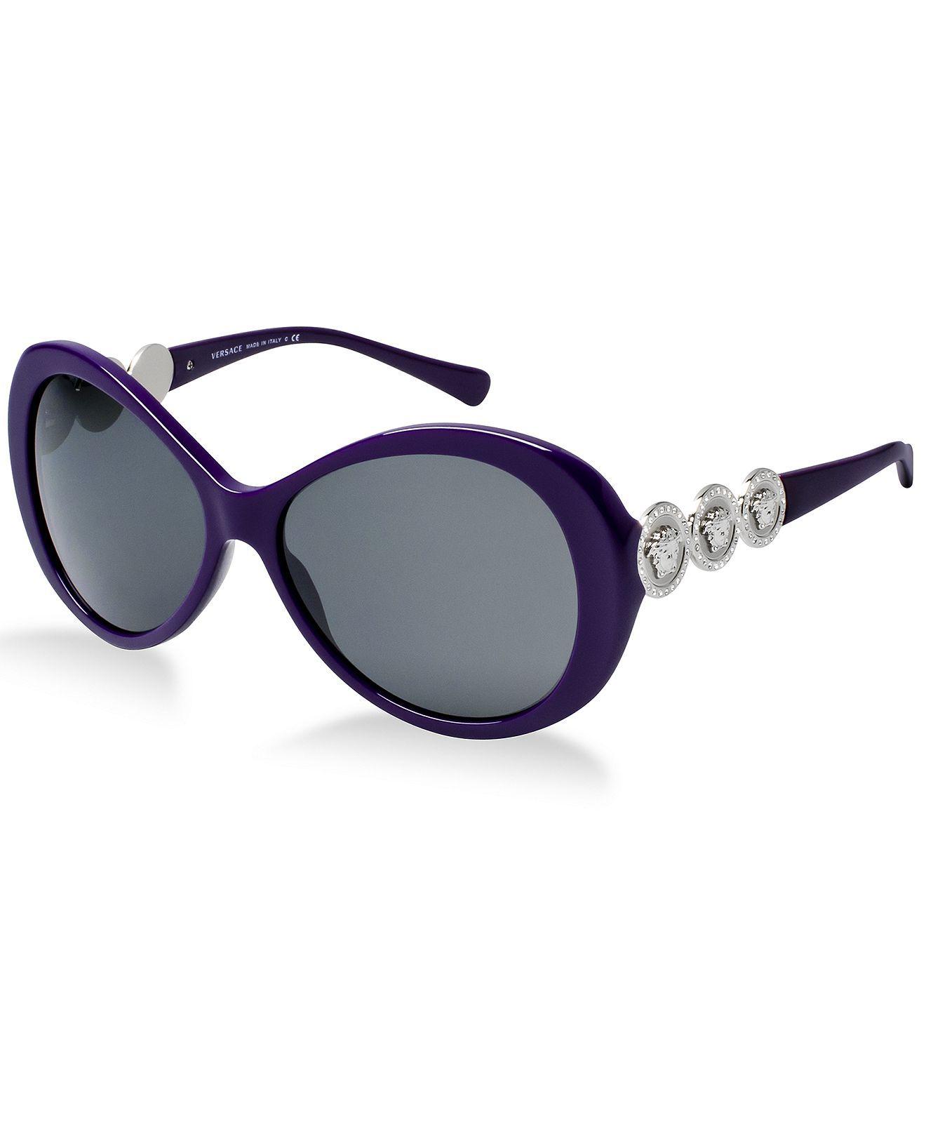 Versace Sunglasses - - Macy's