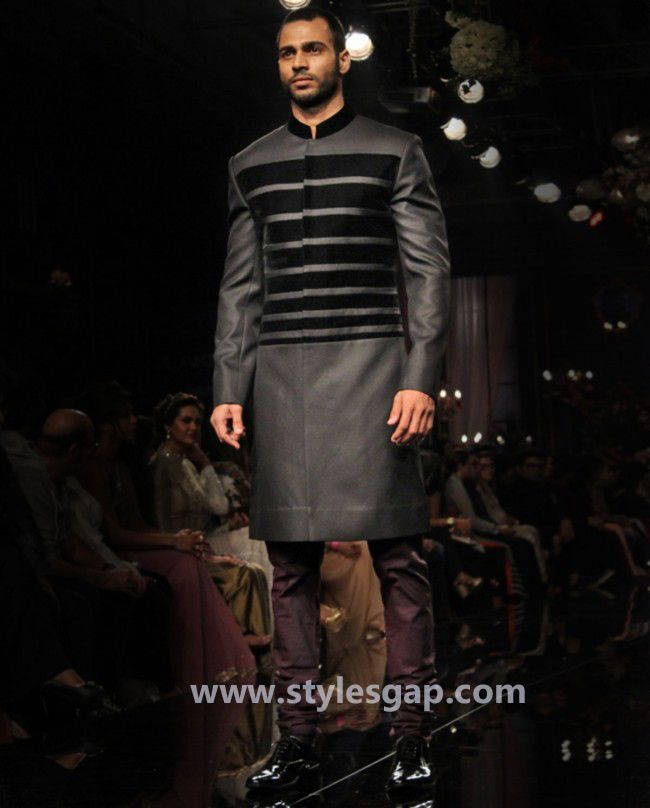 Latest Men Wedding Sherwanis Party Suits 2018-2019 Collection ...