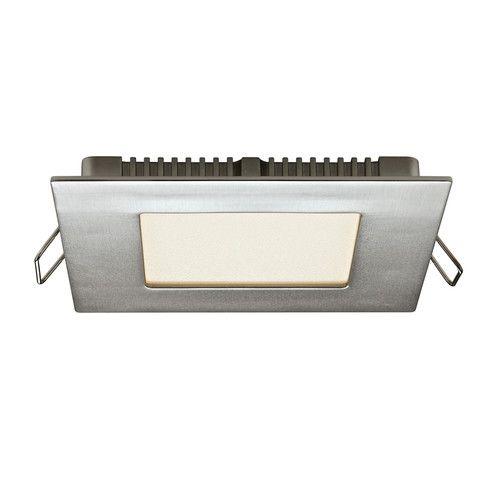 Square Panel LED Recessed Lighting Kit | Recessed lighting ...