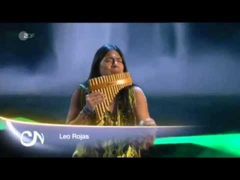 Leo Rojas El Pastor Solitario Einsamer Hirte Ecuador Native American Music Native American Indian Music Rainbow Songs