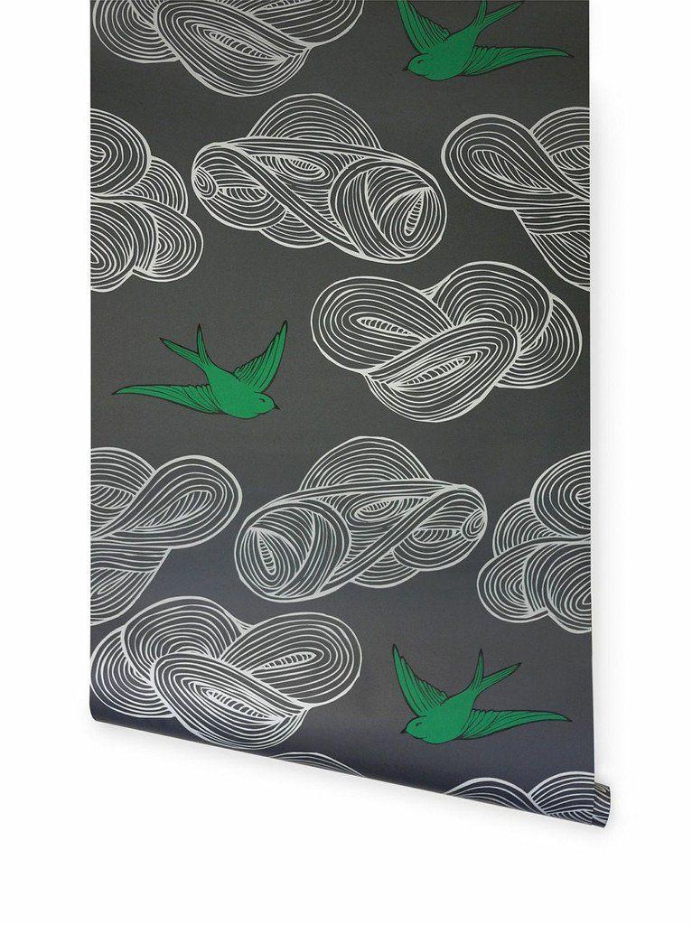 Hygge & West Wallpaper   Daydream wallpaper, Eclectic ...