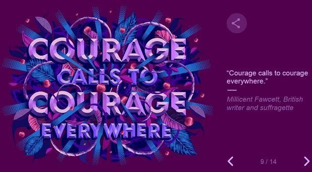 'I matter' Google Doodle celebrates Women's Day 2019 with