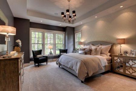 +35 Ideas To Cozy Bedroom Ideas For Couples Romantic Color Schemes 56 is part of Organization Bedroom For Couples - Related
