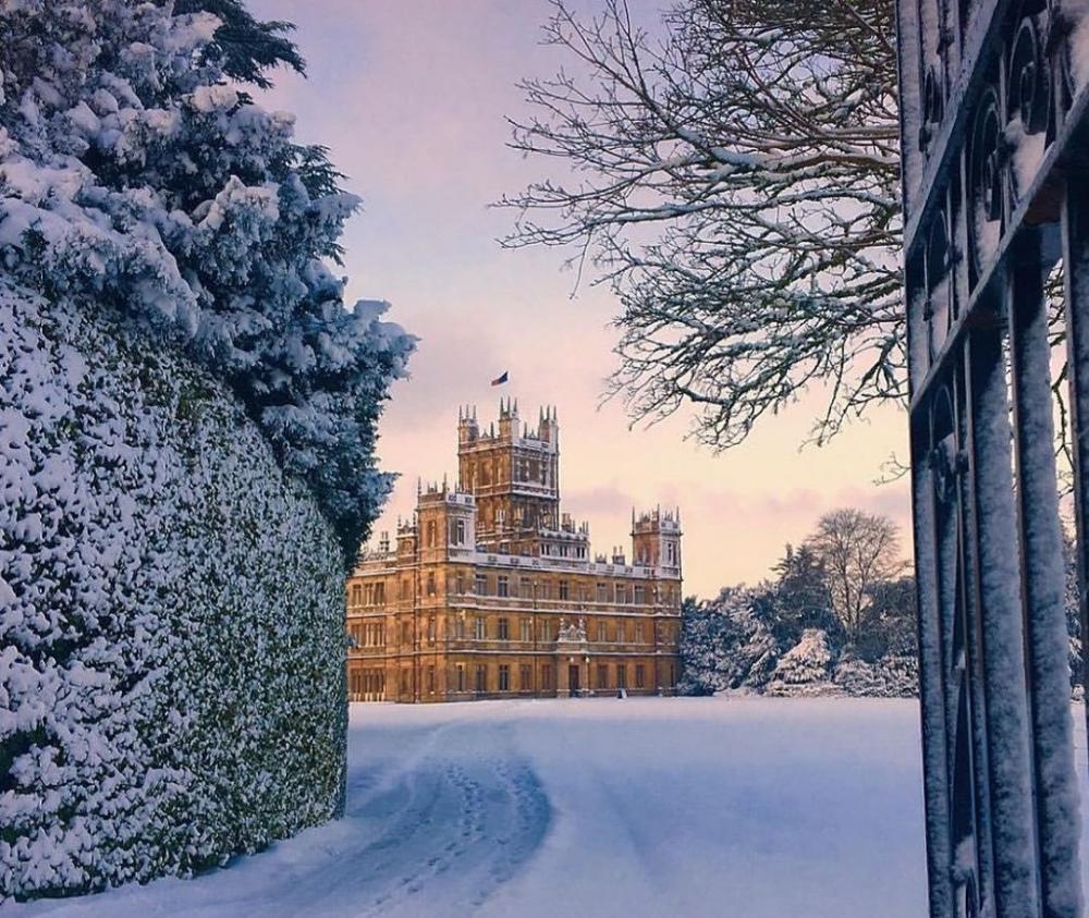 GREAT BRITAIN — livesunique: Highclere Castle, Hampshire ...