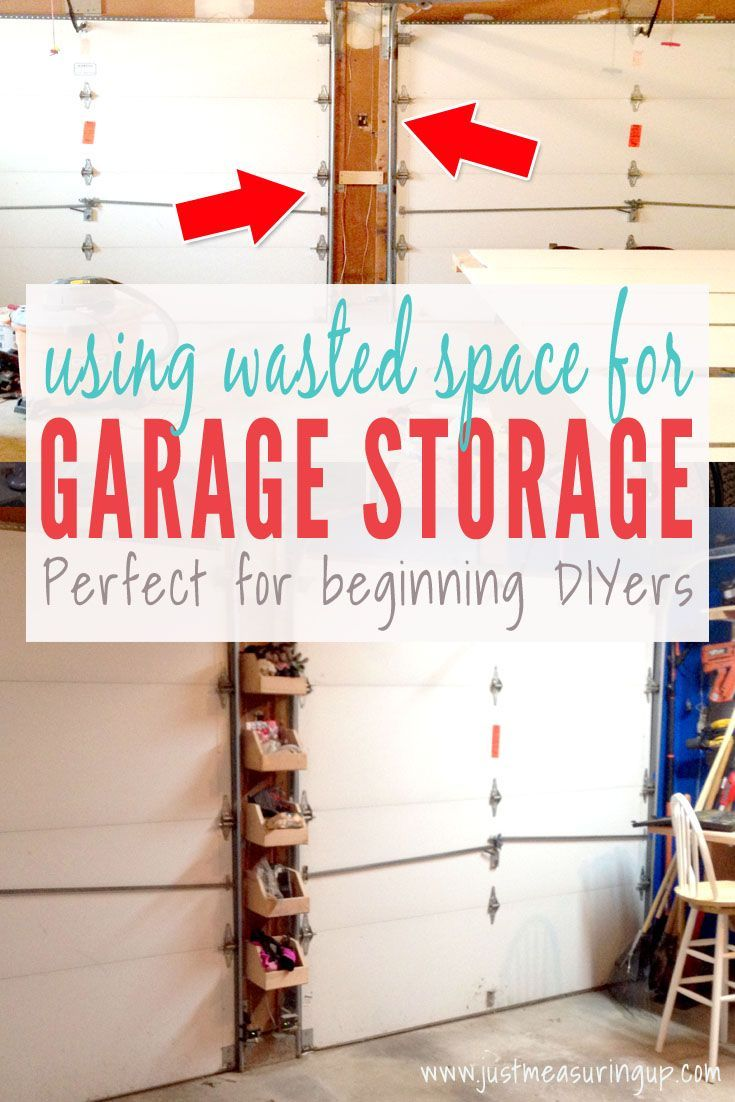 Get More Garage Storage  DIYs that Will Increase Your Garage Storage Space  The feeling you get when you see all your new storage will be like Christmas morning
