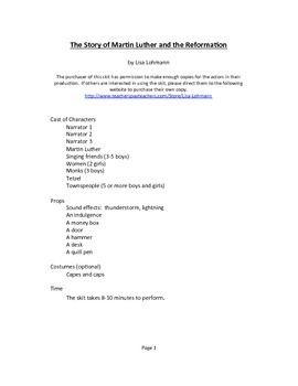 Parents Day Skit Script