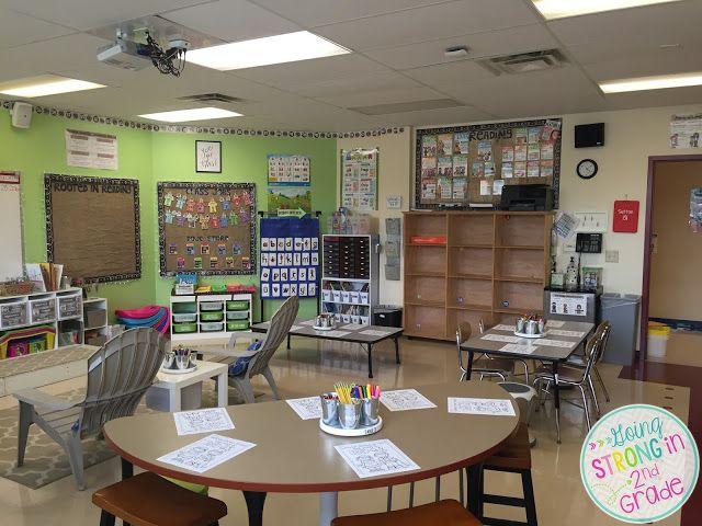 "Photo of I ""Fixer Upper(ed)"" by Classroom!!  Classroom Reveal 2016"