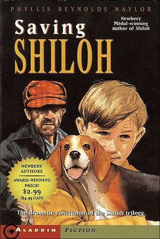 Saving Shiloh By Phyllis Reynolds Naylor Shiloh Book Shiloh