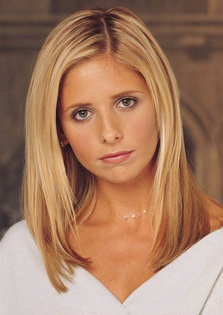 Incredible Tca Sarah Michelle Gellar To Guest On Departing Soap All My Hairstyles For Men Maxibearus