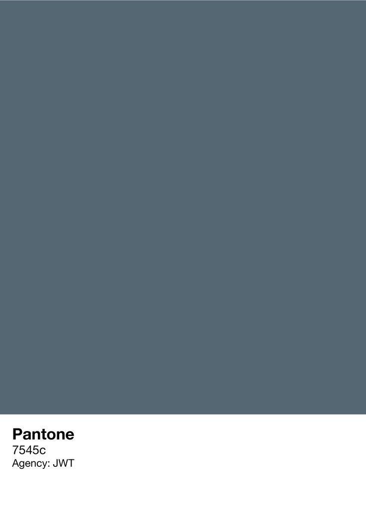 blue grey pantone colour - Google Search | Color | Pantone ...