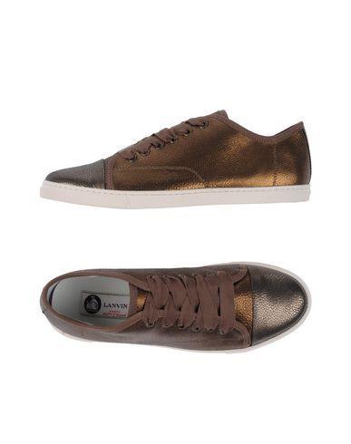 LANVIN Low-tops. #lanvin #shoes #低帮运动鞋