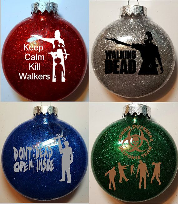 The Walking Dead Christmas Decorations  from i.pinimg.com