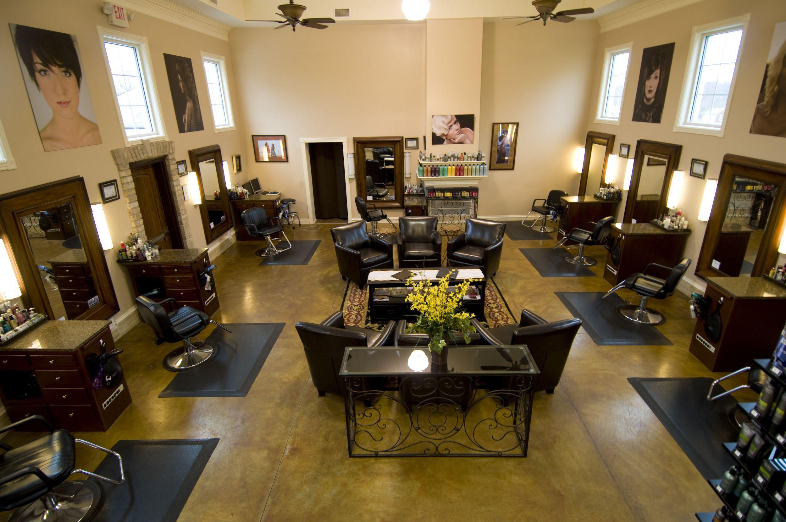 How AWESOME Does The Breon Hair Salon In Nashville TN Look Xoxo - The look hair salon